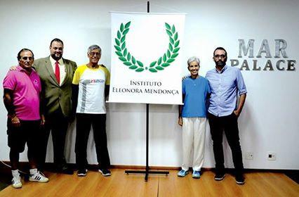 Paulo Cesar Teixeira, Eduardo Mello, Altamir Castanheira, Eleonora Mendonça, Iuri Totti