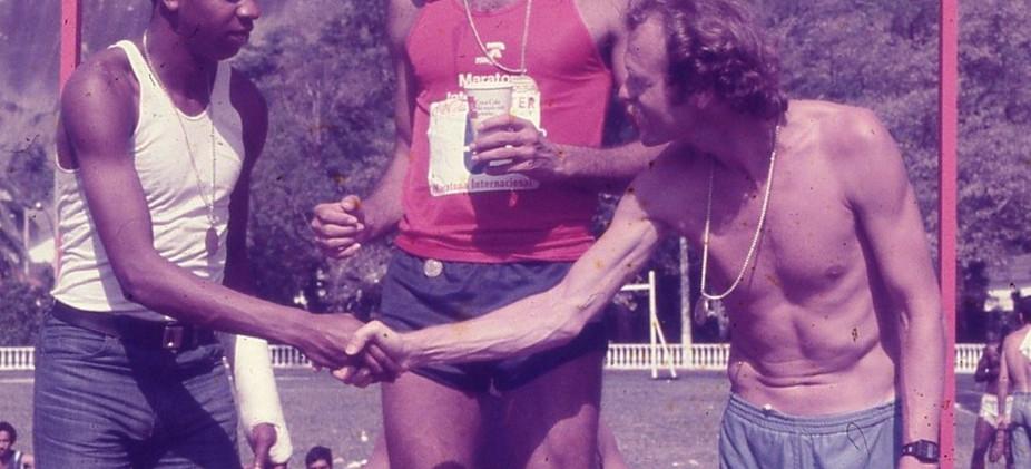 I Maratona Internacional do Rio de Janeiro