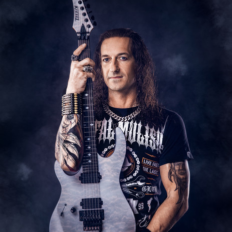 Hungi Berglas Guitar