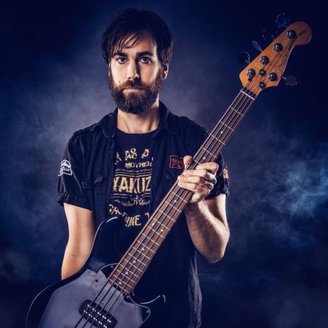 Jonas Lüscher Bass