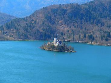 クロアチア・スロベニア絵になる風景と、ギリシャの絶景聖地へ2 ~ブレッド湖・ザグレブ~