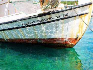 ファッションで巡るギリシャ 色彩溢れる海の風景を訪ねて 2 後編 ~ケファロニア島 フィスカルド、ミルトスビーチ~