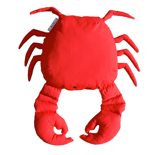 Red Crab Cushion