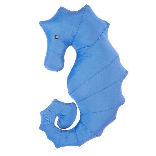 Marine Blue Sea-horse cushion