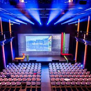 Unieke Locaties: Compagnietheater, Spoorwegmuseum, Chassé Theater,  Escher in Het Paleis