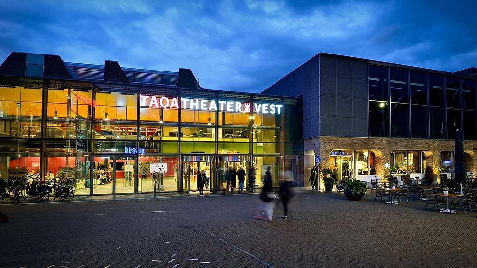 TAQA Theater De Vest en Grote Kerk Alkmaar