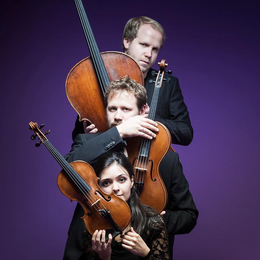 Koffieconcert: Ysaÿe Trio