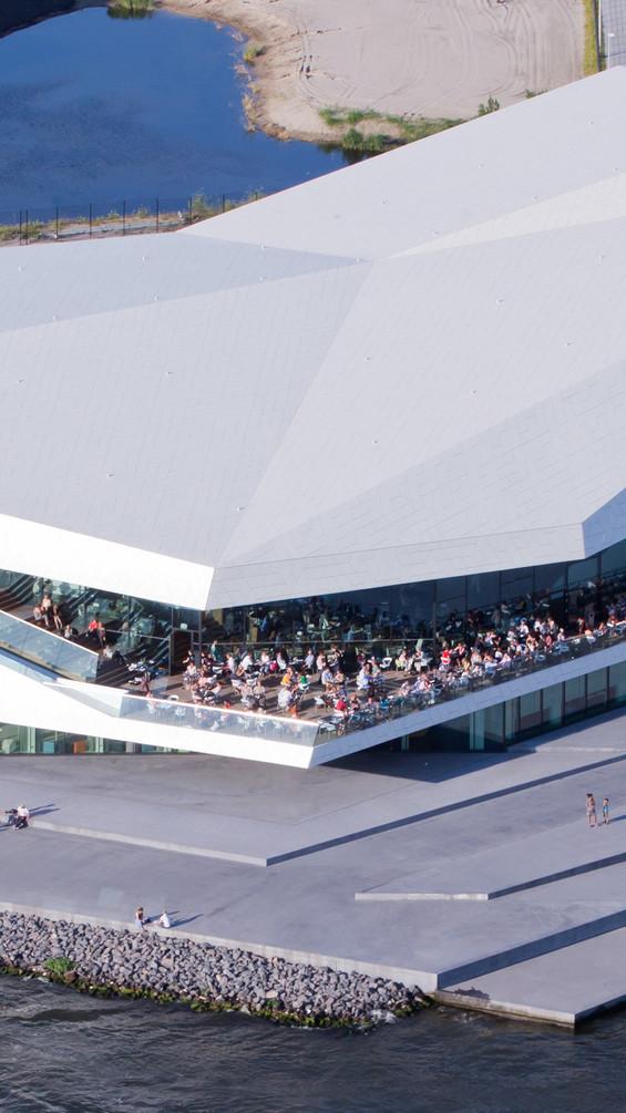 Eye Filmmuseum | Amsterdam