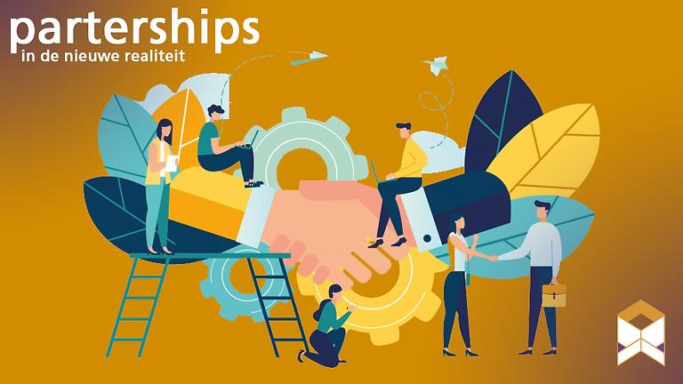 Partnerships in 'de nieuwe realiteit'