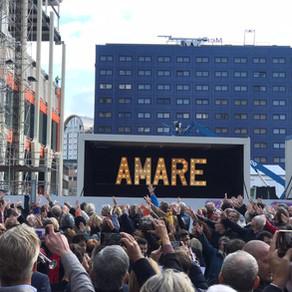 Amare: nieuw cultuurverzamelgebouw in Den Haag