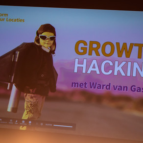 Aan de slag! Growth Hacking in 5 stappen