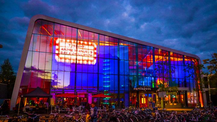 Metropool Poppodia van Twente