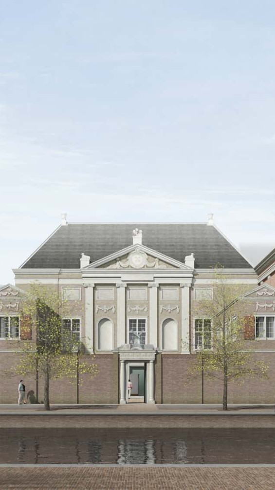 Museum De Lakenhal | Leiden