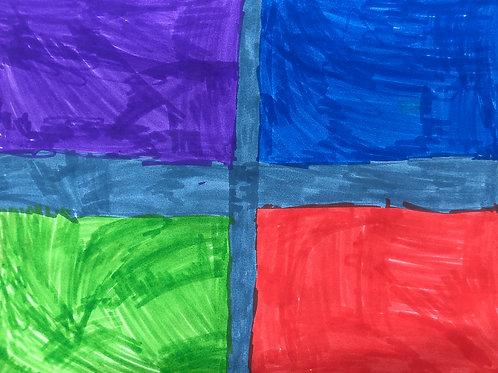 Kleurvakken