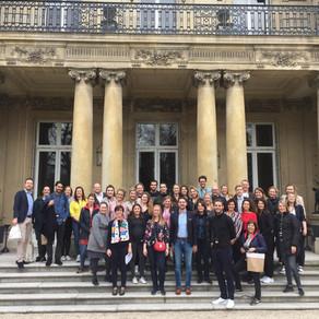 Studiereis Parijs hoog gewaardeerd