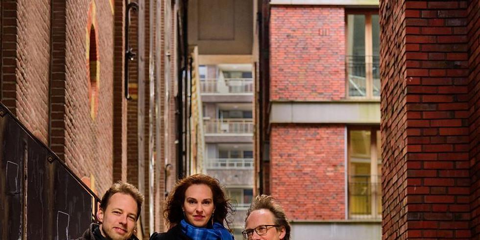 Les Amours de Emma Bardac -  gespeeld door Trio Bardac
