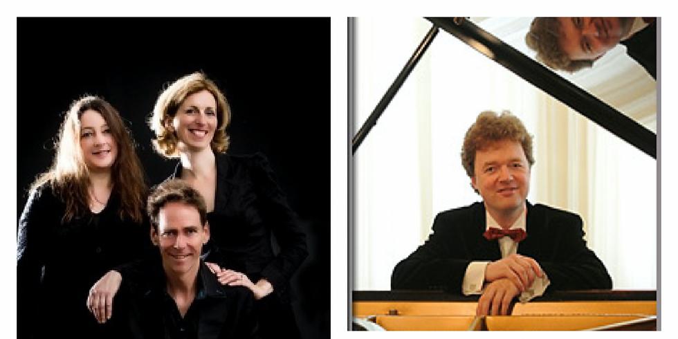 Music on Chairs presenteert: Sonett für Wien - 15:00u LIVESTREAM