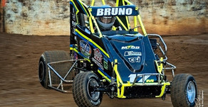 BRUNO TO DRIVE FAUCI RACING'S 360 SPRINT CAR IN 2020