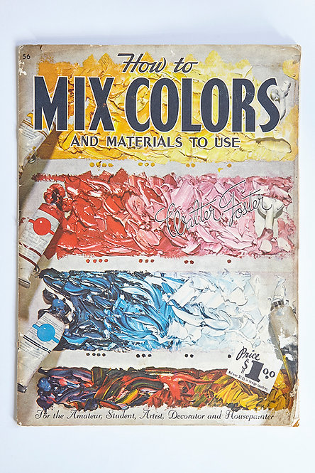 OK5142 - How to Mix Colors