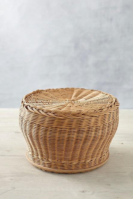 OK5104 - Cane Basket & Lid