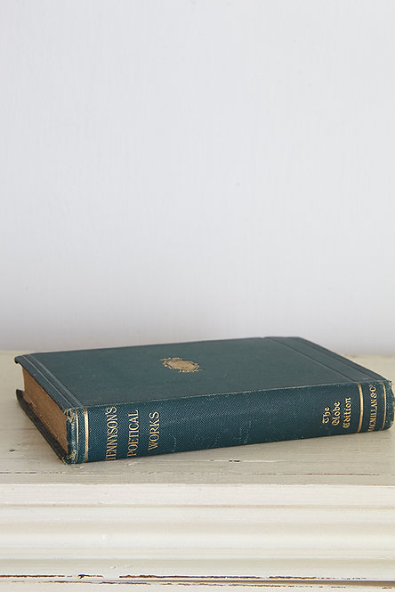 OK5214 - Tennyson's Poetical Works