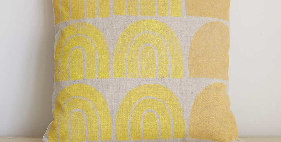Hills & Contours (Two Yellows)