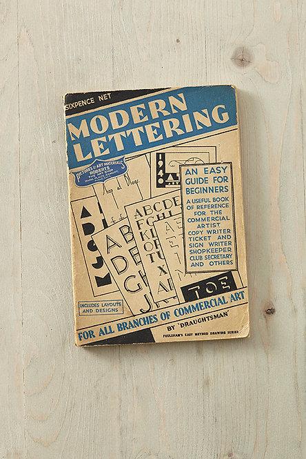 OK5130 - Modern Lettering