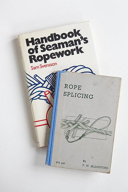 OK5082 - Two Ropework Books