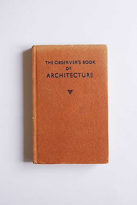 OK5288 - Observer's Book of Architecture