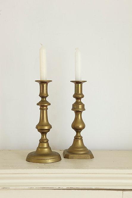OK5173 - Two Stately Candlesticks