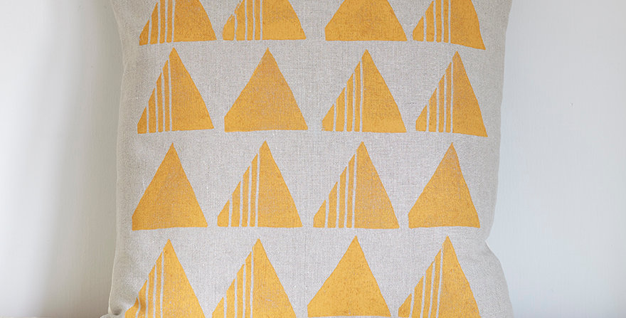 Triangle Slices  (Bitter Orange)