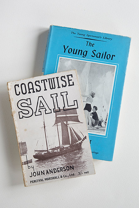 OK5083 - Two Books for Sailors