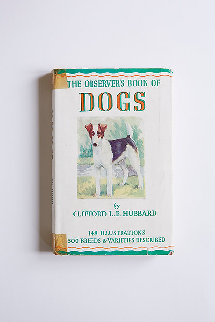OK5286 - Observer's Book of Dogs