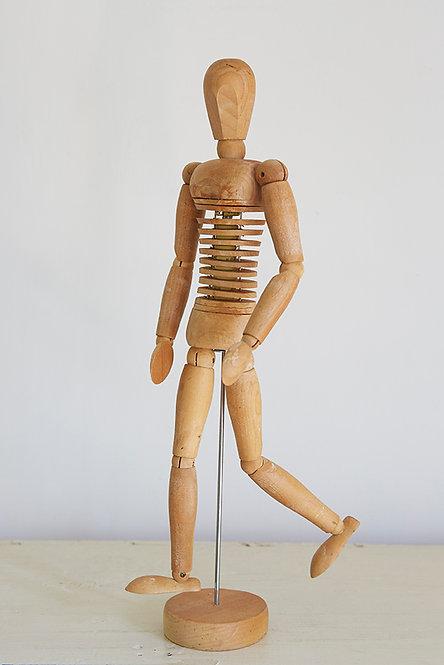 OK5207 - Artist's Poseable Mannequin