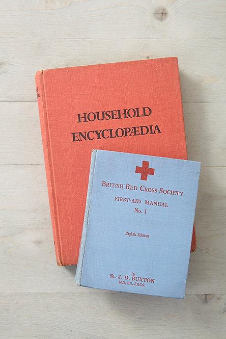 OK4891 - An Encyclopaedia and a Manual
