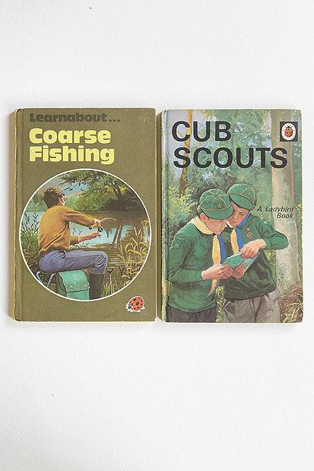 OK4843 - Two Ladybird Books