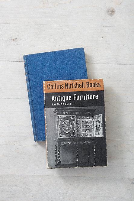OK4889 - Two Antique Books