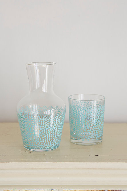 OK5231 - Carafe and Glass