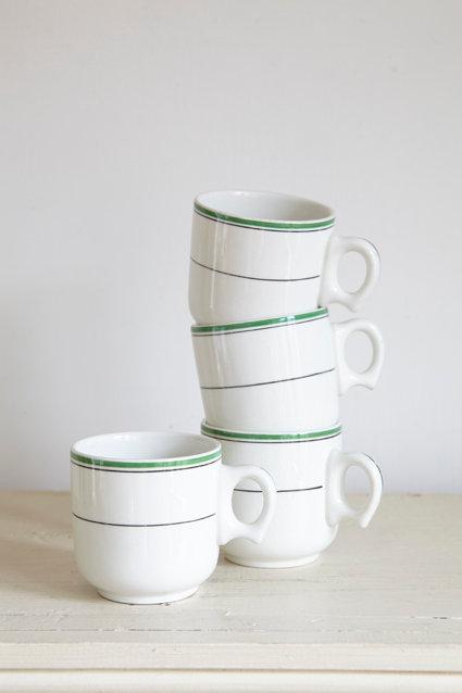OK3901 - Four Espresso Cups