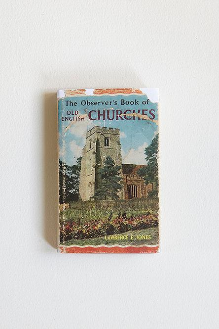 OK5005 - Observer's Old English Churches