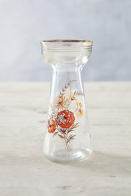 OK5129 - Printed Bulb Vase
