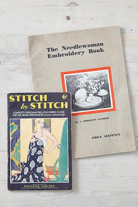 OK5134 - Two Stitching Books