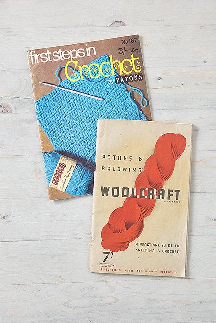 OK5108 - Guides to Crochet & Knitting