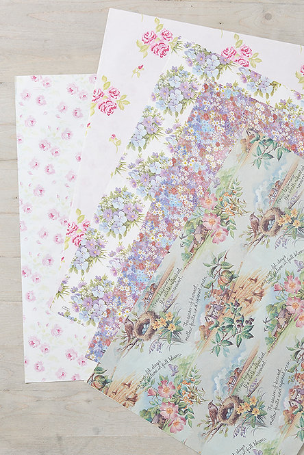 OK5194 - Vintage Wrapping Paper
