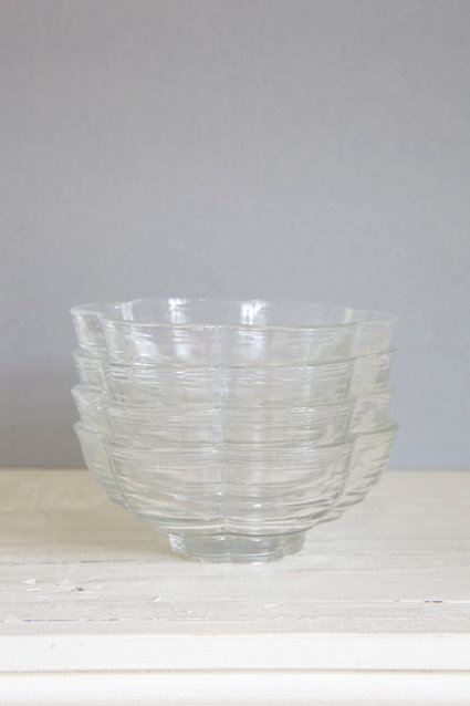 OK4243 - Four Glass Dishes