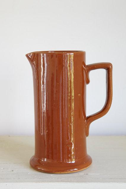OK4538 - Tall Brown Jug