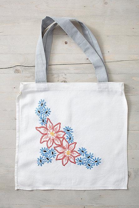 OK4907 - Vintage Embroidery Tote