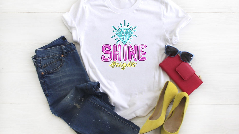 copy of Shine Bright Tee