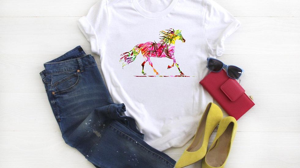 Neon Horse Tee