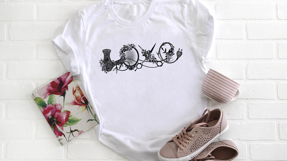Hairstylist Love Tee